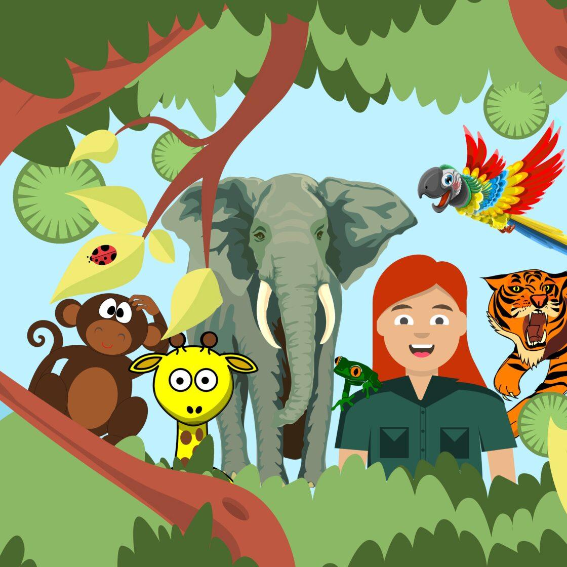 Cover Dschungelbuch