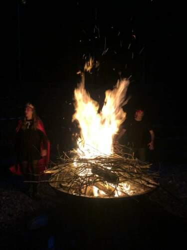 j Die Feuernation